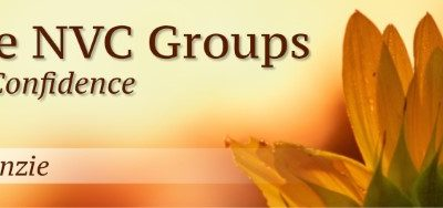 Facilitate NVC Groups with Joy and Confidence (an online course) (Mar 2022)